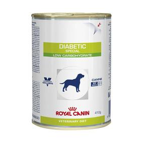 Ração Úmida Royal Canin Diabetic Para Cães Adultos - 410g -