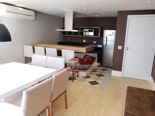 Apartamento Com 1 Dormitório À Venda, 39 M² Por R$ 475.000,00 - Alto Do Ipiranga - São Paulo/sp - Ap12170