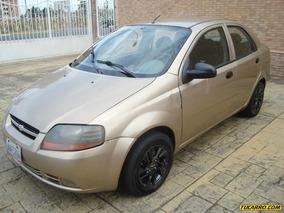 Chevrolet Aveo - Sincrónica