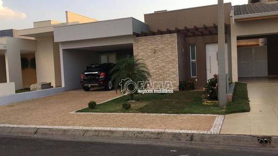 Casa Com 3 Dormitórios À Venda, 170 M² Por R$ 680.000,00 - Condomínio Campos Do Conde Ii - Paulínia/sp - Ca2079
