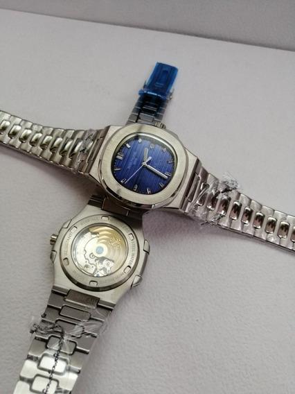 Reloj Pulsera Patek Philippe Acero