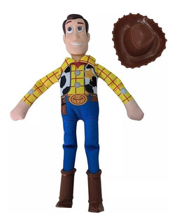 Muñeco Toy Story Soft Woody New Toys