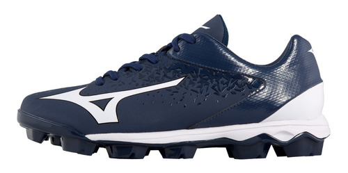 Mizuno Wave Select Nine Tachones Béisbol Navy 28 Mex