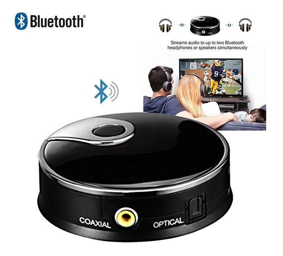 Transmisor Bluetooth Multipoint Smart Tv Audio Tv Box Stereo