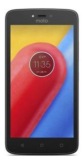 Motorola C Plus Dual SIM 8 GB Preto-brilhante 1 GB RAM