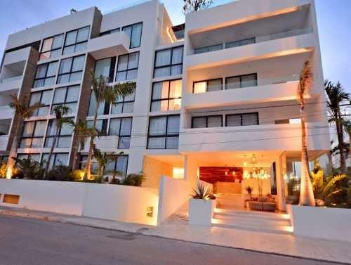 Departamento Anah Playa Del Carmen Nuevo Ideal Inversión