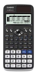 Calculadora Científica 553 Funções+planilha, Fx-991lax-bk Pt