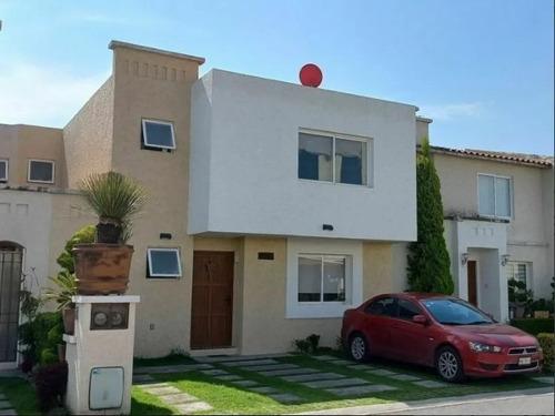 Imagen 1 de 10 de Hermosa Casa En Condominio En Villas Del Castaño 1123
