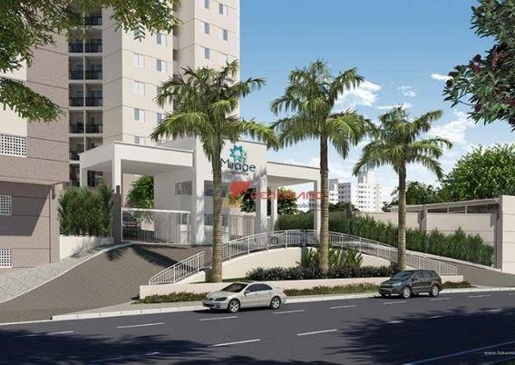 Apartamento Com 2 Dormitórios À Venda, 62 M² Por R$ 280.000,00 - Paulicéia - Piracicaba/sp - Ap0714