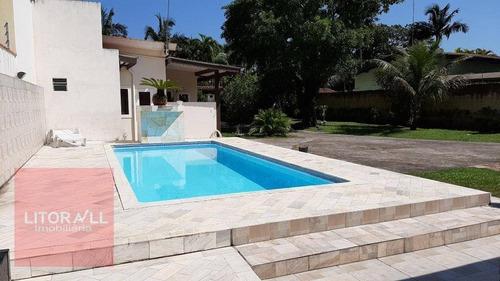 Imagem 1 de 30 de Chácara Com 3 Dormitórios À Venda, 1000 M² Por R$ 600.000 - Chácaras Itamar - Itanhaém/sp - Ch0045