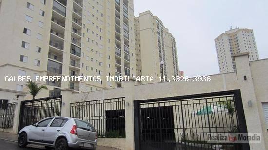 Apartamento Para Venda Em Taboão Da Serra, Chácara Agrindus/taboão Da Serra, 3 Dormitórios, 1 Suíte, 2 Banheiros, 2 Vagas - 2000/1096_1-815070