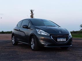 Peugeot 208 1.2 Nivel 5+ Único Dueño 2016