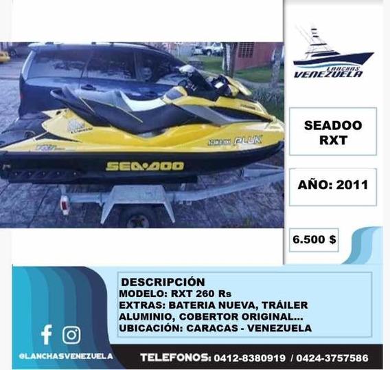 Moto De Agua Seadoo Rxt Lv156