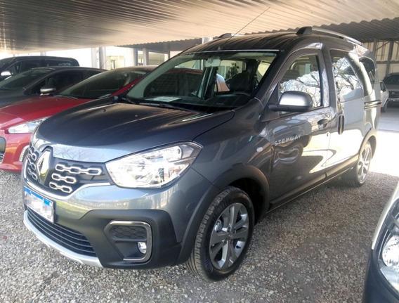 Renault Kangoo Ii Stepway 1.6 Sce 2019 4000 Km