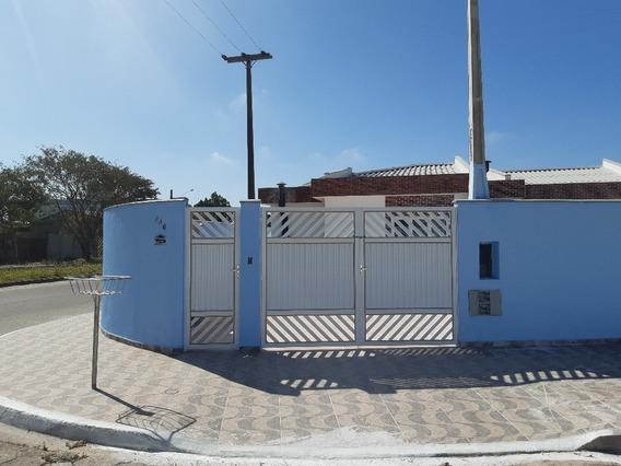 Casa Nova Em Itanhaém!! Ref. Ca0363 L