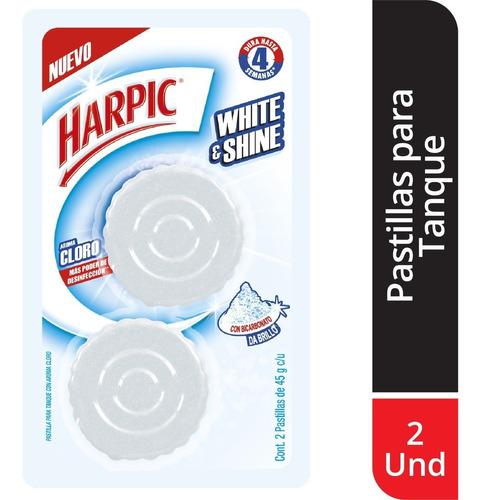 Imagen 1 de 1 de Harpic Desinfectante Para Inodoros - Unidad a $2874