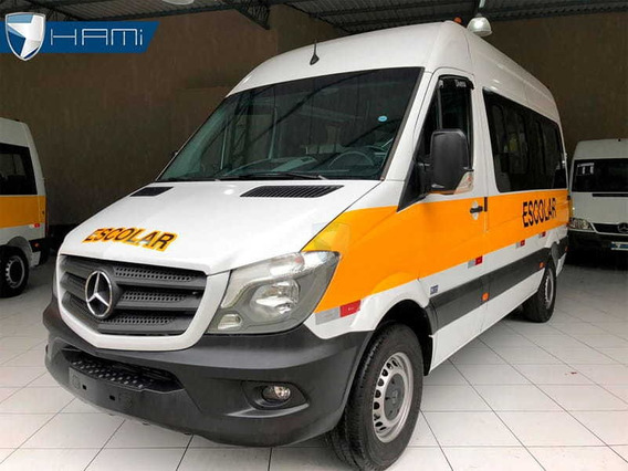Mercedes-benz Sprinter 415 Escolar Teto Alto