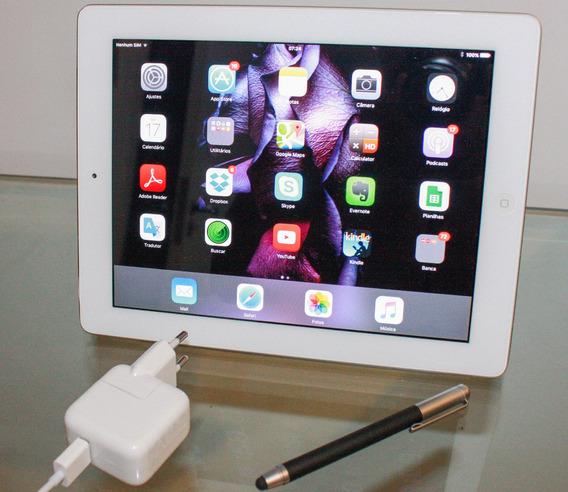 iPad 2 16gb Wifi + 3g Semi Novo + Capa E Caneta - Promoção