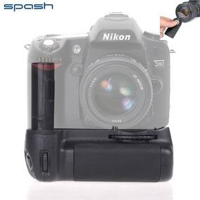 Battery Grip Mb-d80 Nikon D80 E D90 Case Pilha Frete Gratis
