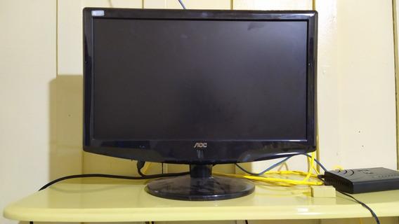 Computador Pc Completo Intel 1gb 160gb