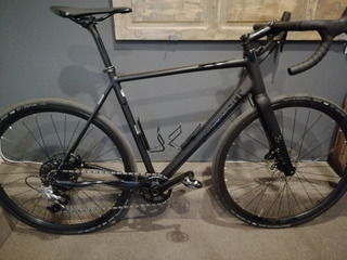 Bicicleta Cyclocross Gravel Ruta Polygon Bend Ct5