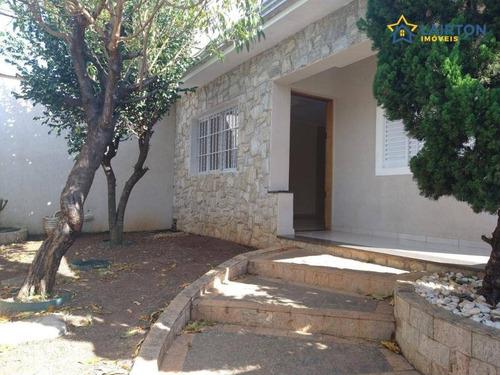 Casa À Venda Em Atibaia - Muito Bem Localizada. - Ca2129