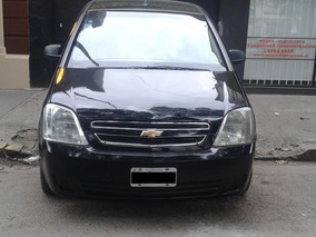 Chevrolet Meriva 2009 Gnc-ant. $85000 Y Cuotas-los Gallegos-