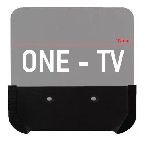 Suporte De Parede Para Conversor One Tv Box