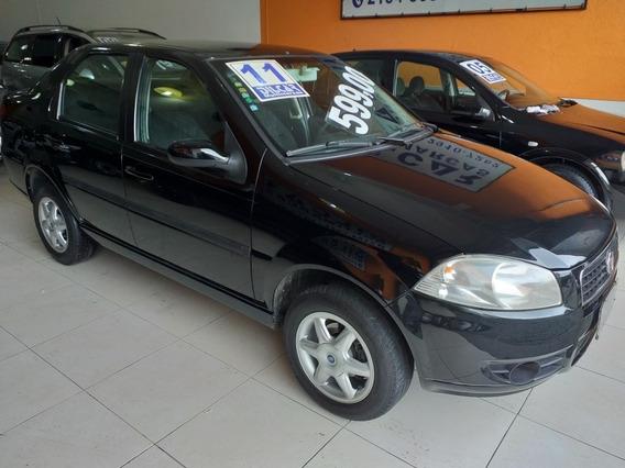 Fiat Siena 1.0 El Flex 4p 2011