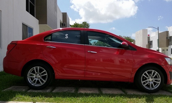 Chevrolet Sonic 1.6 Ltz At 2016