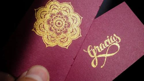 Tinta Color Cobre Para Sellos De Goma Scrapbook Ink 30ml.