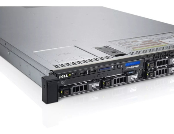 Carcaça Servidor Dell Poweredge R620