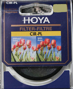 Filtro Polarizador Hoya 43mm Cpl Canon Sony Panasonic Nikon