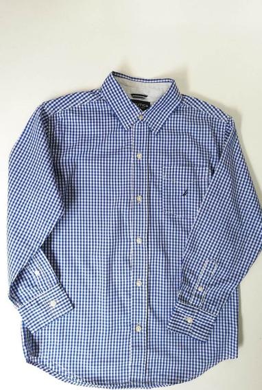 Camisa Para Niño 10 Años Náutica 1777