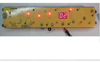 Tarjeta Lavadora Electrolux Ewif103 Diagnostico
