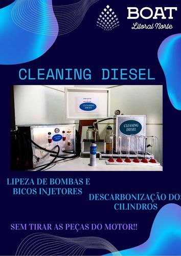 Cleaning Diesel