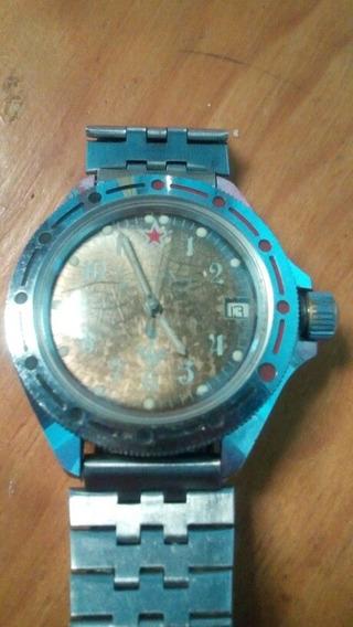 Reloj Bostock Komandirskie 80s