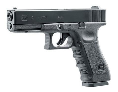 Pistola Glock 17 Blowback / Postón / Co2 / Hiking Outdoor