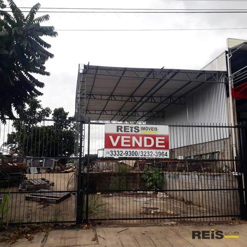 Galpão À Venda, 450 M² Por R$ 1.200.000 - Jardim Perlamar - Araçoiaba Da Serra/sp - Ga0263