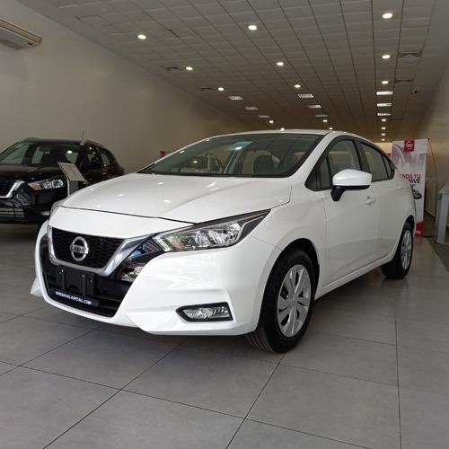 Nissan Capital Nuevo Versa Sense Mt 2021