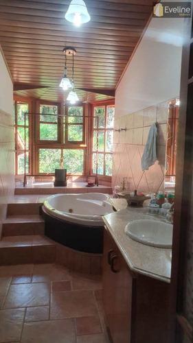 Imagem 1 de 19 de Sítio Com 4 Dorms, Cha, Salesópolis - R$ 950 Mil, Cod: 1566 - V1566