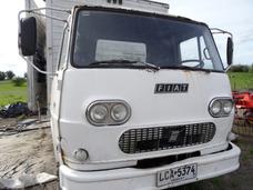 Casa Rodante Fiat # 7348