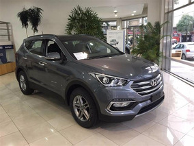 Hyundai Santa Fe 2.2 Crdi Premium 7as 6at 4wd Antic Y Cuotas