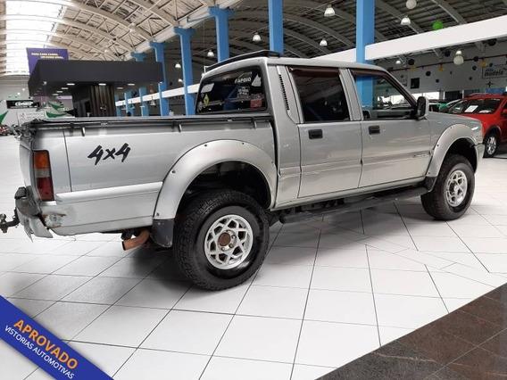 Mitsubishi L200 4x4 2.5 Turbo 4p Diesel