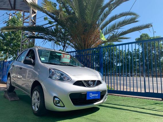 Nissan Marsh 1.6 Gris Credito Y Financiamiento