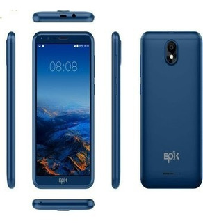 Teléfono Epik Hada, 5.35 , Android 8.1, 3g, 8mp/5mp