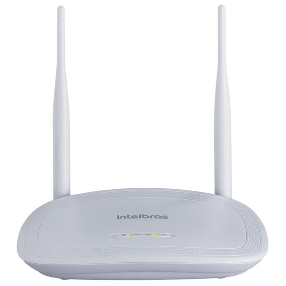 Roteador Repetidor Wifi Ipv6 Iwr 3000n Intelbras