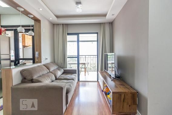 Apartamento Para Aluguel - Centro, 1 Quarto, 40 - 893020746