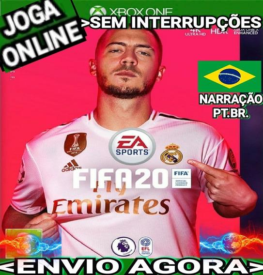 Fifa20 Fifa 20 Xbox One Online Digital Original Narração Br