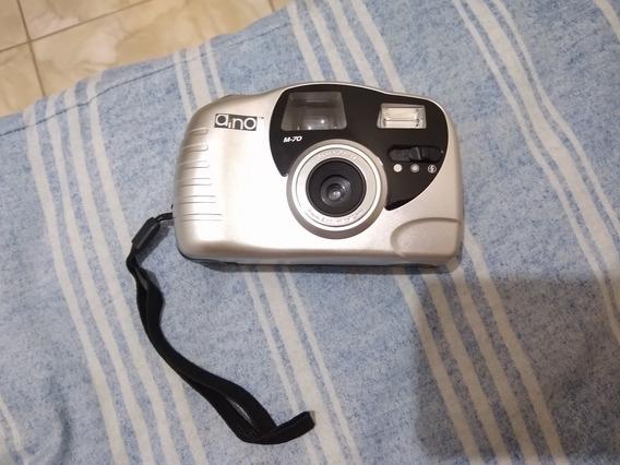 Câmera Motorized 35mm Big View Automatic Flash